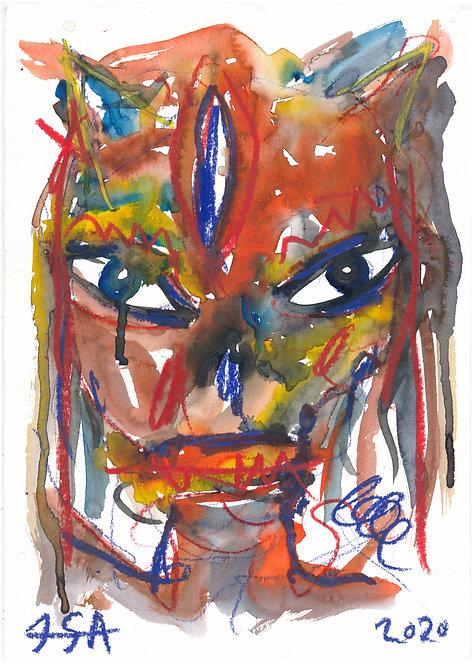 Spirit #9 (Original Painting)