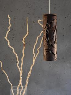 Leaf Ferro Ossidato