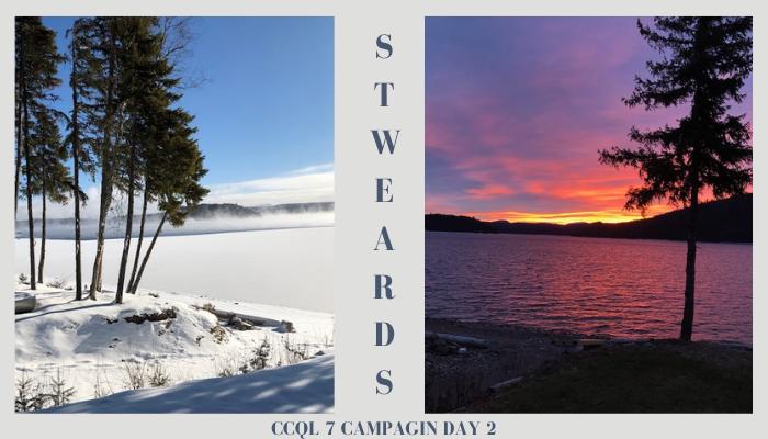 CCQL 7 Campaign Day 2: STEWARDS