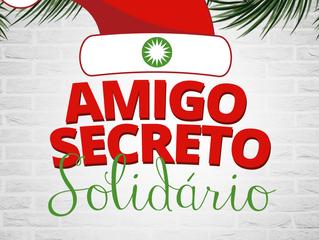 O Amigo Secreto Solidário está de volta!