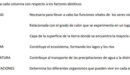 02/08/2021 CLASE BIOLOGIA 6-2 SEMANA 24 LOS ECOSISTEMAS- CADENAS ALIMENTICIAS