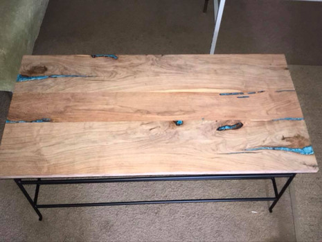 Nichole's Mesquite Coffee Table