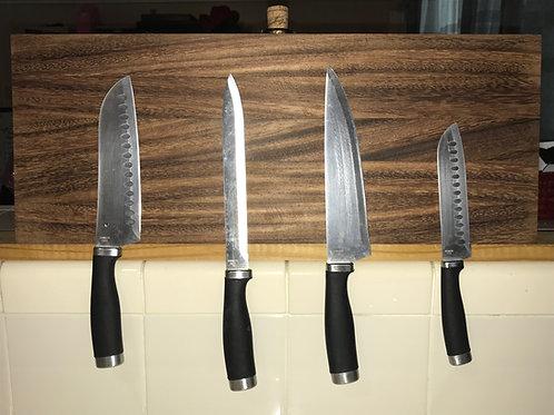 Guanacaste/Parota Knife Rack