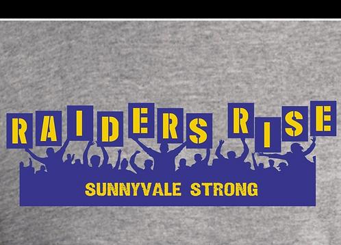 Raiders Rise - Sunnyvale Strong - Dry Blend