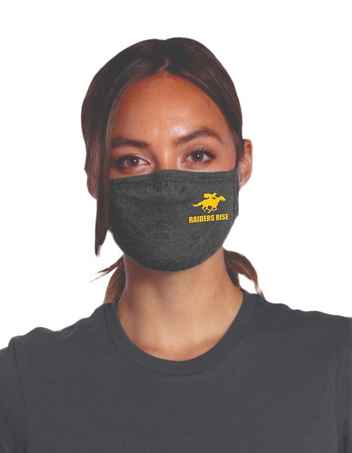 Raiders Rise Mask