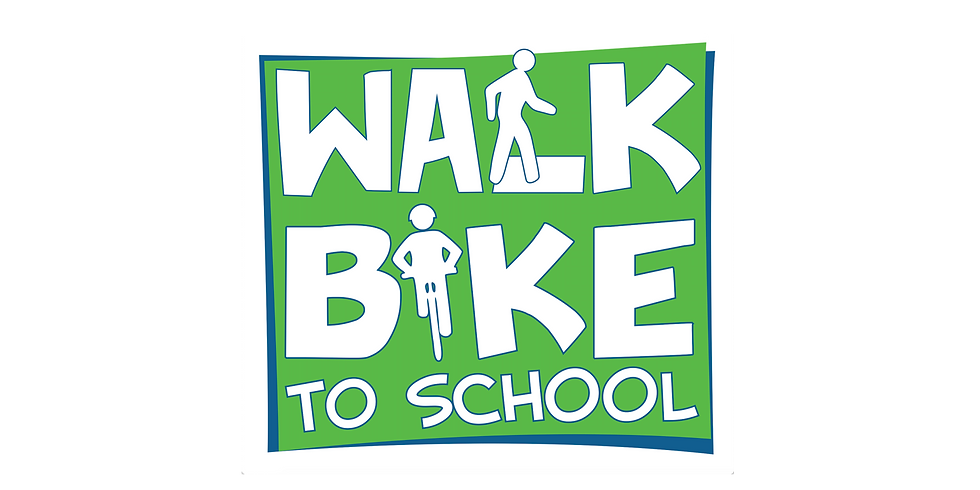National Walk/Bike to School Day