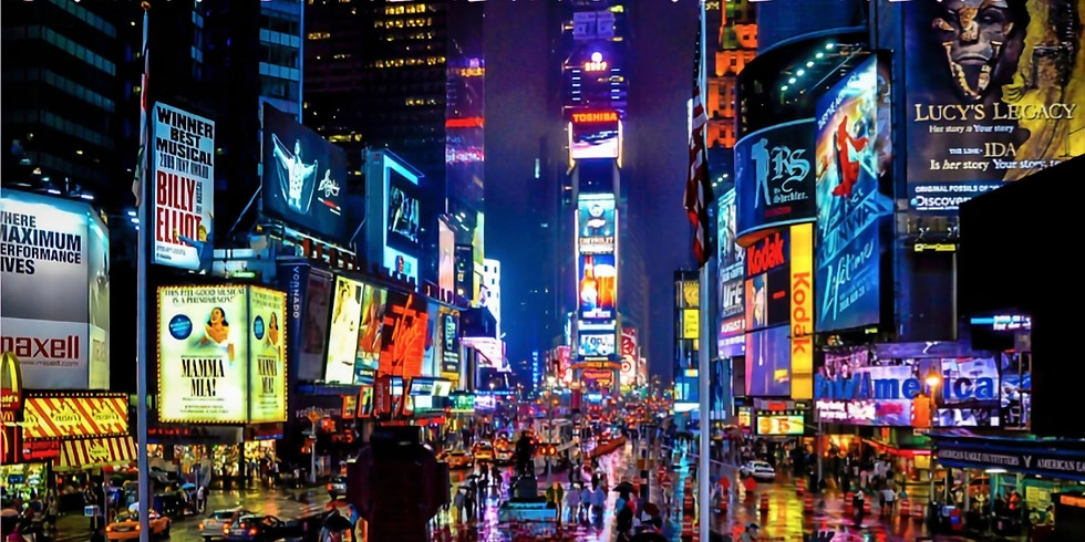 7th & 8th Grade Dance - New York! New York!