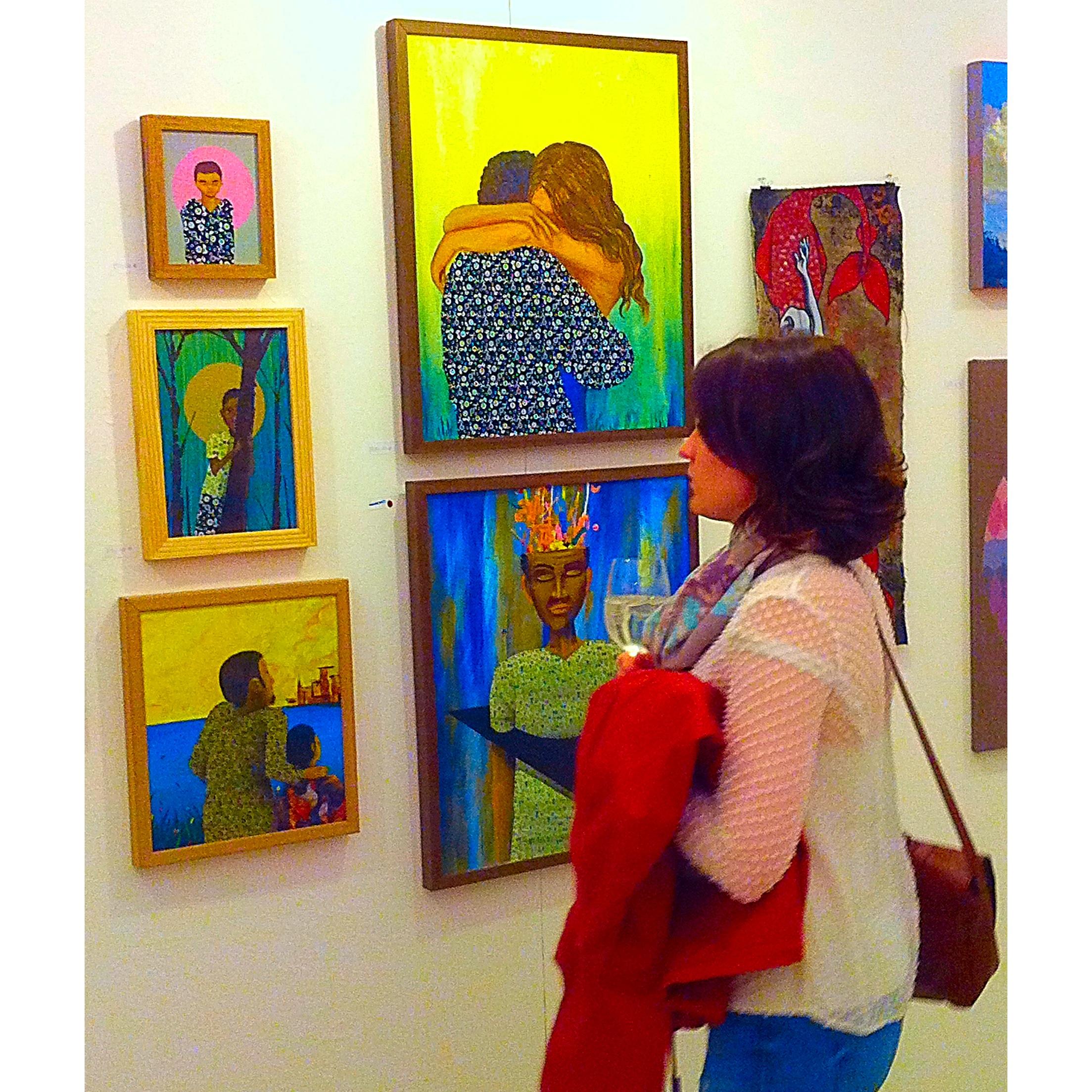 Stroke Art Fair