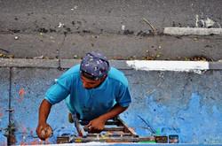 Graffiti Process