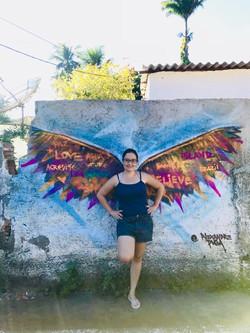 asas e amor.