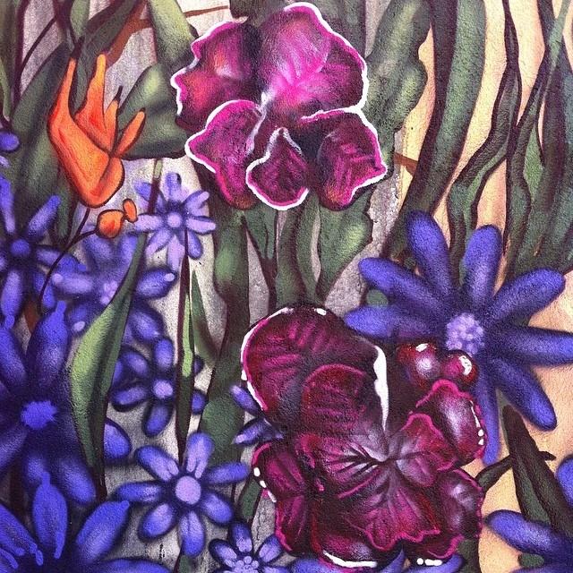 Plantas de tinta