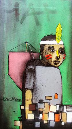 Canvas 40x70