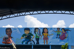 Graffiti em Fachada - SP