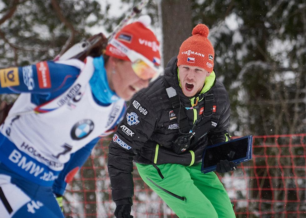 Biathlon Fotografie Winter Sport