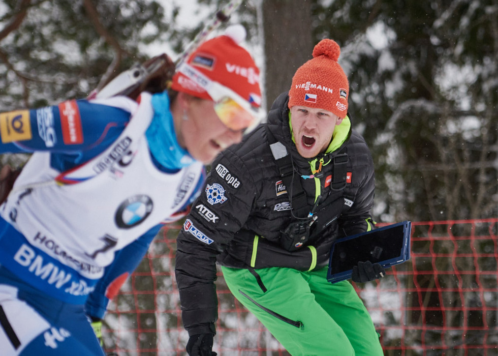Biathlon Fotografie Winter Sport