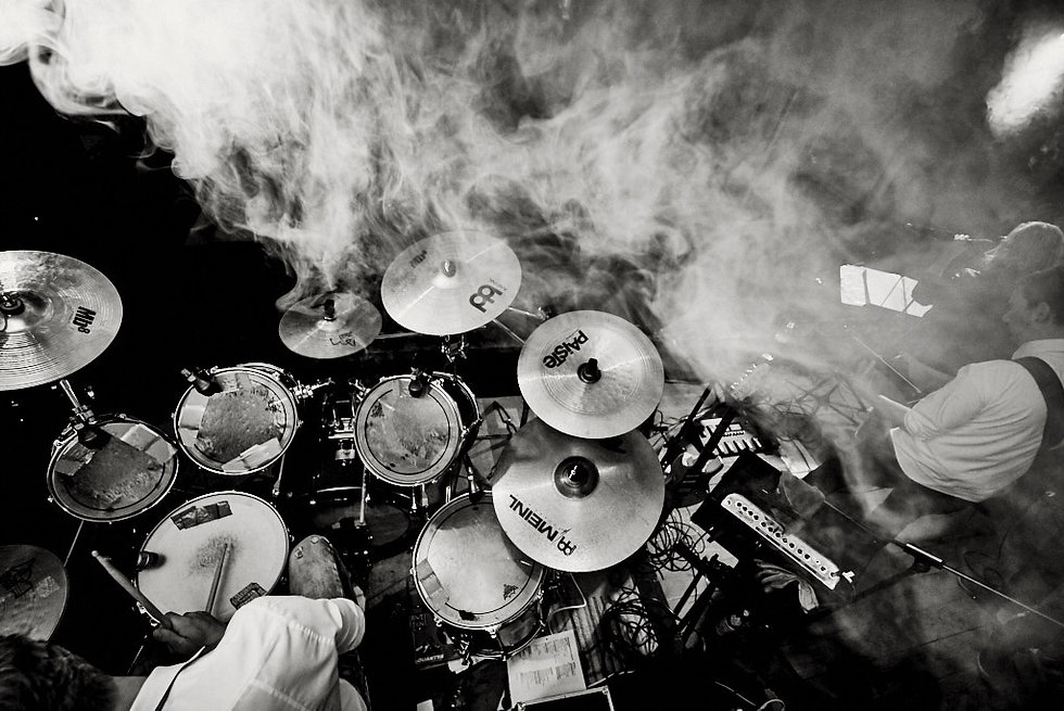 Band and rock fotografie lifestyle documentary