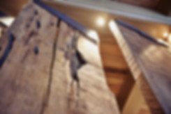 Innenarchitektur Fotogarfie. Detail aufnahme von Beleuchtung