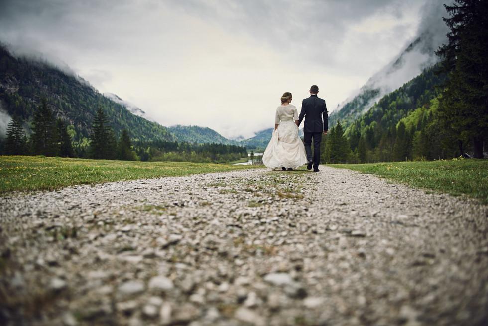 Lifestyle und hochzeitsfotograf in Ruhpolding und Traunstein