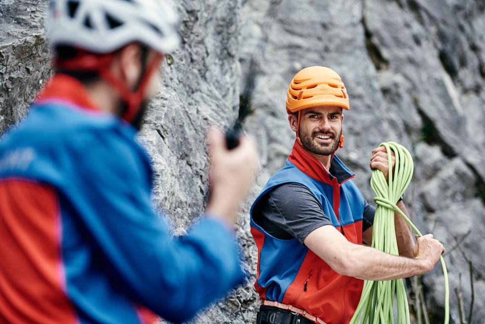 Bergrettung und bergwacht bayern people fotografie in die Berge