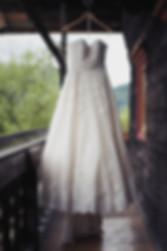 hochzeitskleit von die braut, reportage fotogarfie in chiemsee