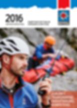 Bergwacht Bayern 2017 Jahresrückshau Zeitschrift Titelbild Bergrettung