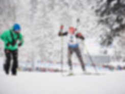 Maren Hammerschmidt, IBU Biathlon World Cup Ruhpolding