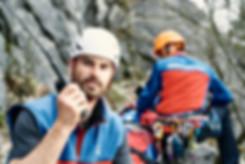 Bergwacht Ruhpolding bergrettungsbilder fotografie in die Berge