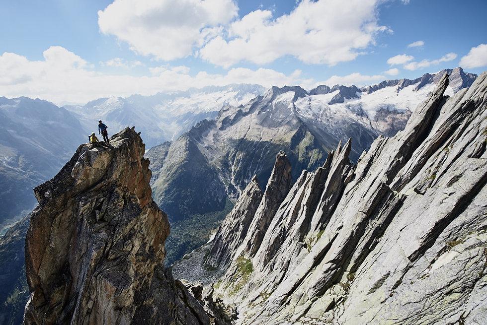 Salbitschijen Zwillingsturm Outdoor Fotograf, adventure photographer