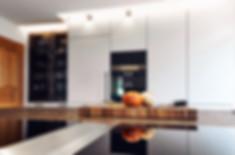Innenarchitektur und Interior fotografie von Kuche