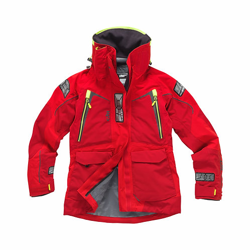 Women's Jacket Red. Impuestos inc.
