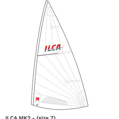 VELA ILCA 7 -MK2