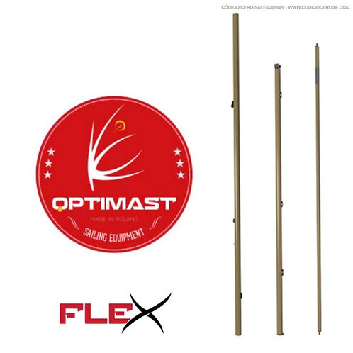 SET OPTIMAST RED FLEX WZ-5000 ULTIMATE RACING