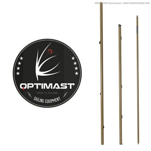 SET BLACK OPTIMAST WZ-4000 ULTIMATE RACING – NEW 2020
