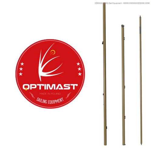 MÁSTIL OPTIMAST RED FLEX ULTIMATE RACING WZ-5100
