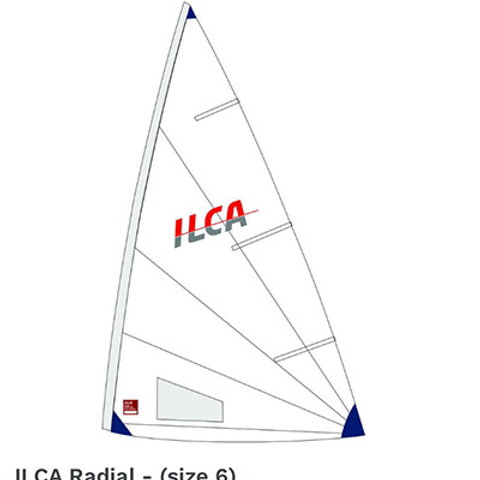 VELA ILCA 6