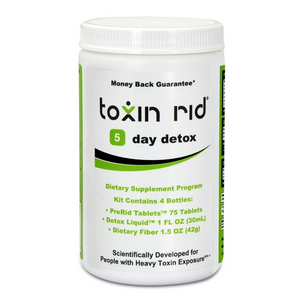 Toxinrid 5 day  detox by TestClear