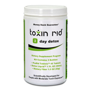 Toxinrid 3 day detox  by TestClear