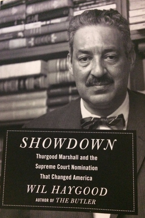 Showdown by Wil Haygood
