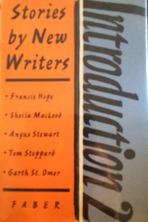 Introduction 2: Stories by New Writers (Stoppard)