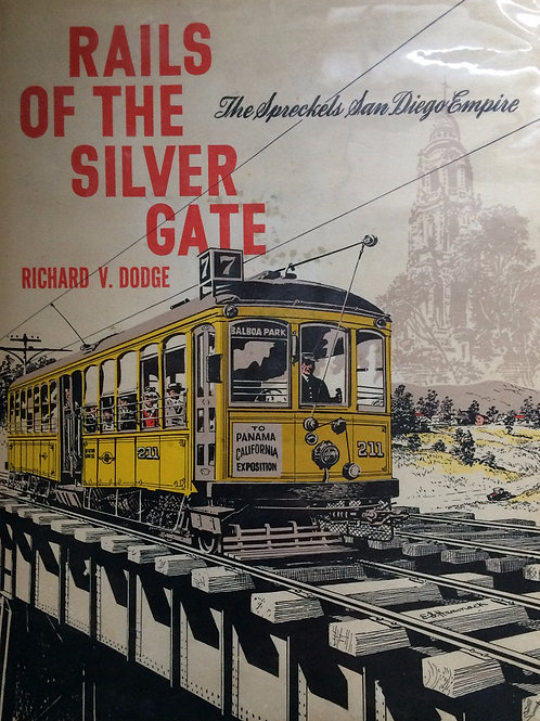 Rails of the Silver Gate by Richard Dodge.