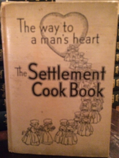 The Settlement Cook Book by Mrs. Simon Kander