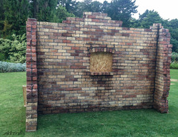 fabricated lightweight wall