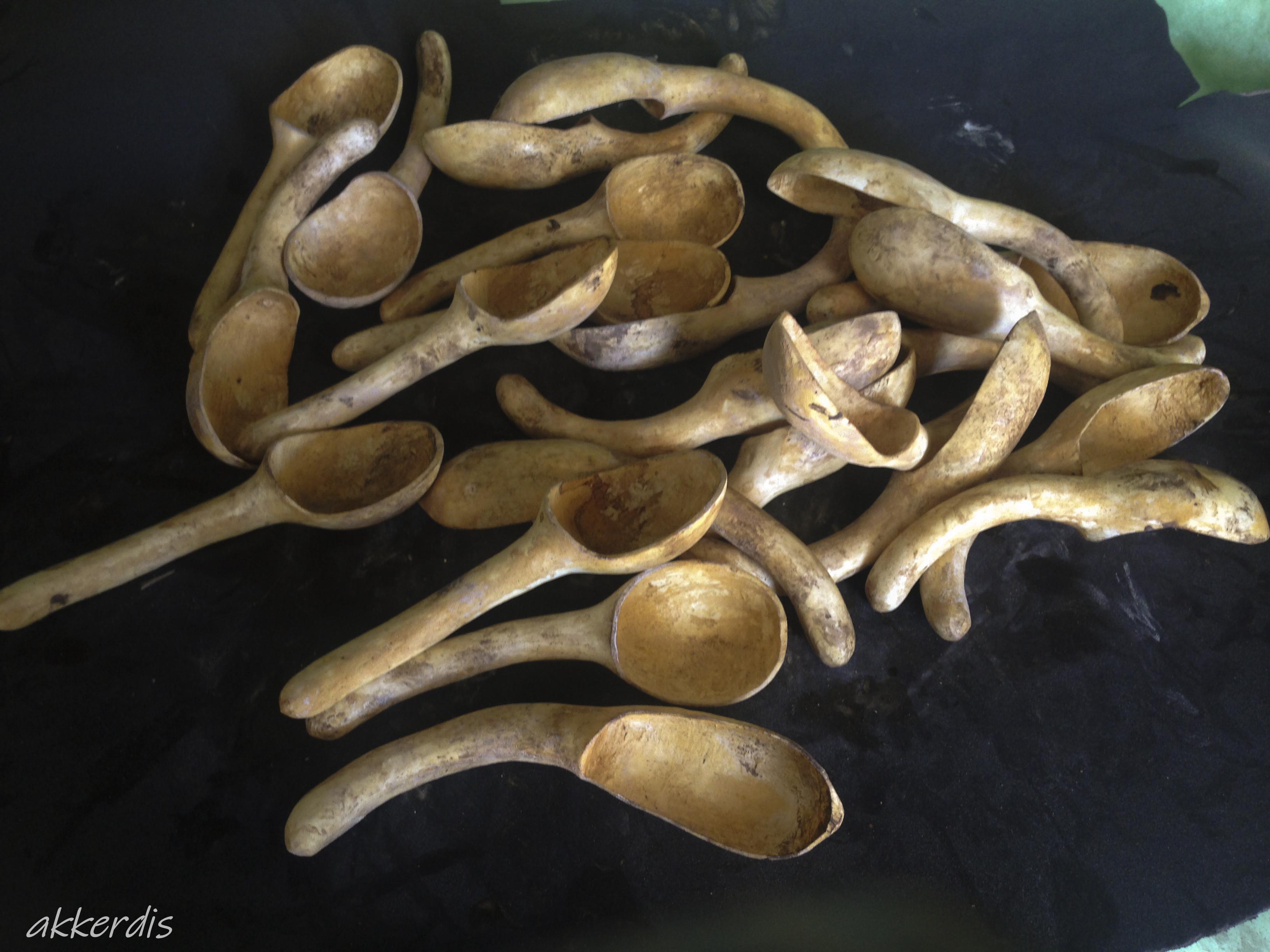 Kalbasse spoons
