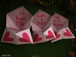 Large fortune tellers