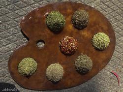 Big herb artist pallet