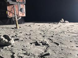 moon lunar surface 80sqm