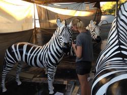 fabricated zebras,scenic