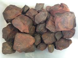 Fabricated rocks
