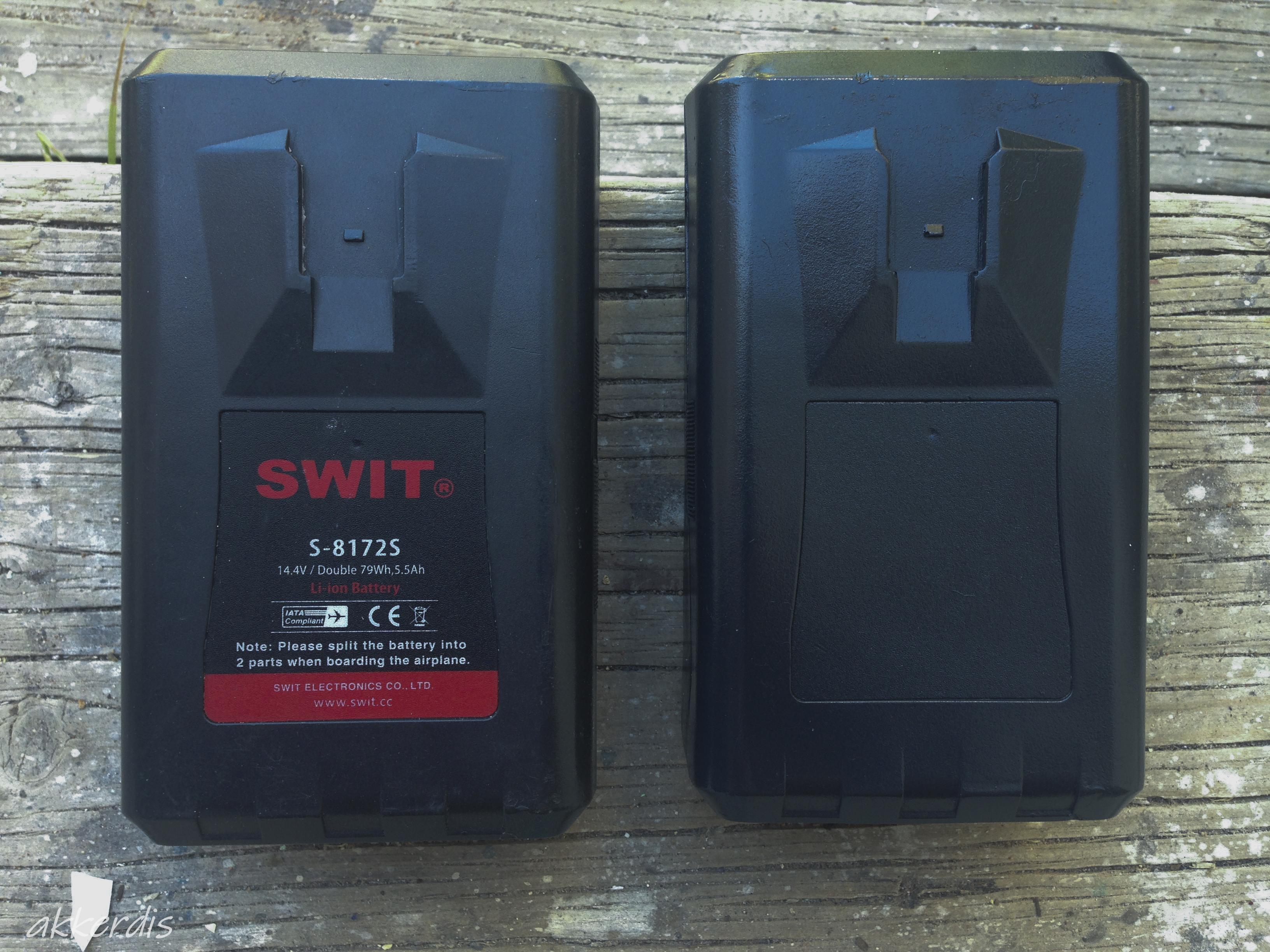 Replica batteries