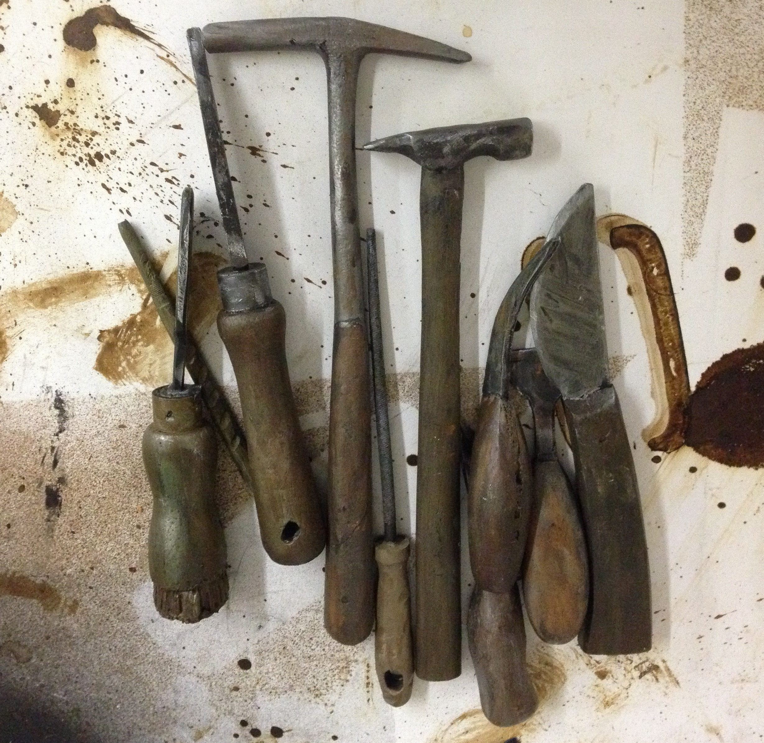Fabricated tools